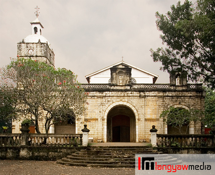 Considered the best preserved Spanish era built church in Mindanao, Jimenez's edifice is a National Cultural Treasure
