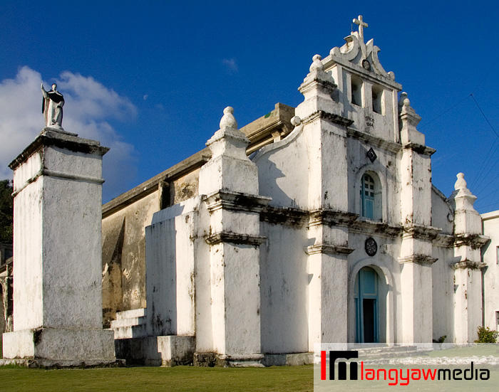 Found in far flung Sabtang Island in Batanes, this church is quaint yet beautiful