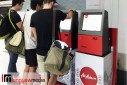 Air Asia checkin kiosk