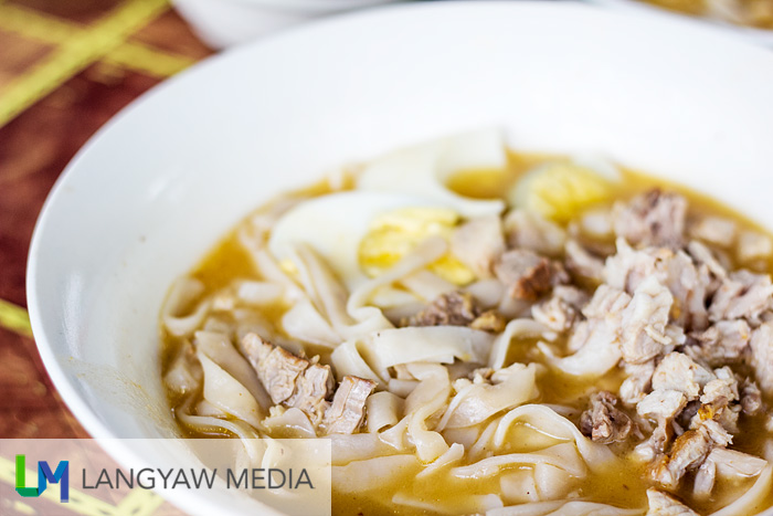 A delicious and filling treat, one of the regional pansit dishes that you should try!