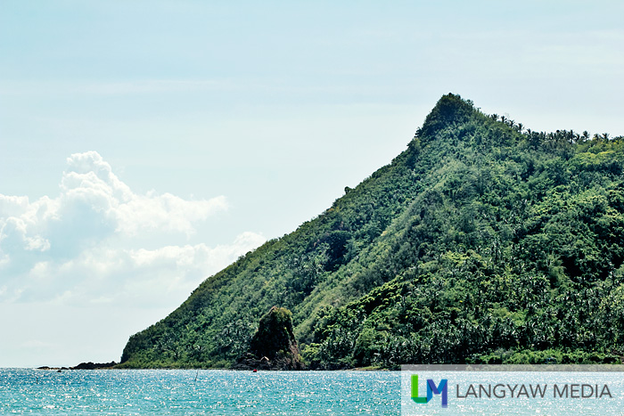 Conquer this mountain and take in the view from the peak or explore underwater in this protected area