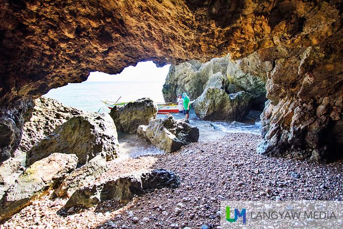 Visit the rock shelter near
