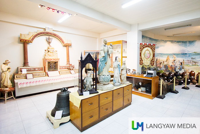 Abraeniana Museum at the Divine Word College in Bangued introduces you to the cultural and ethnographic history of Abra