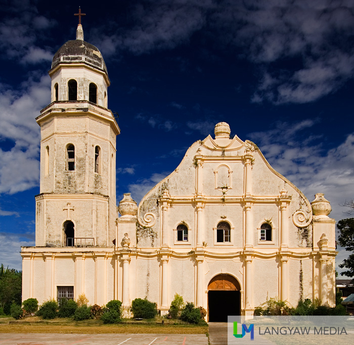 The beautiful church of Tayum is one of the reasons why you should visit this province.