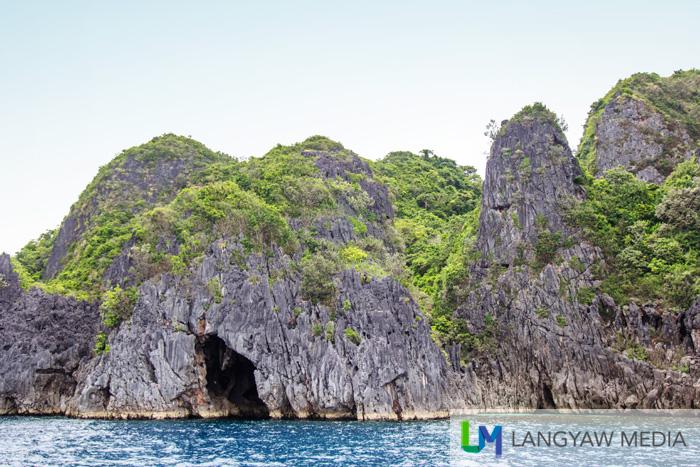 Caves, lofty karst rock formations...