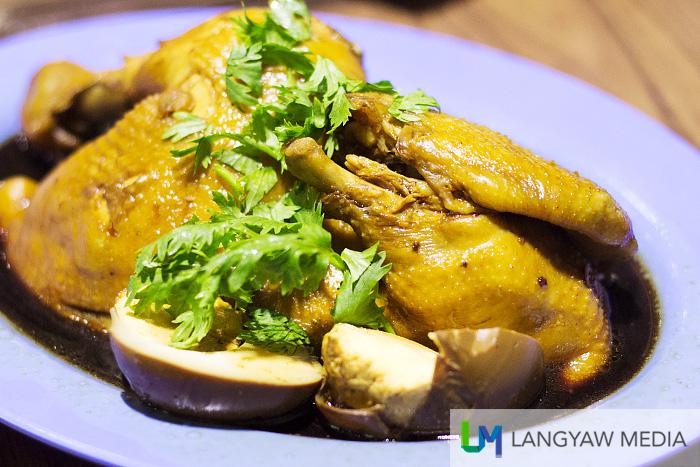 Soy chicken of Chop Chop Food Center (Cebu City)