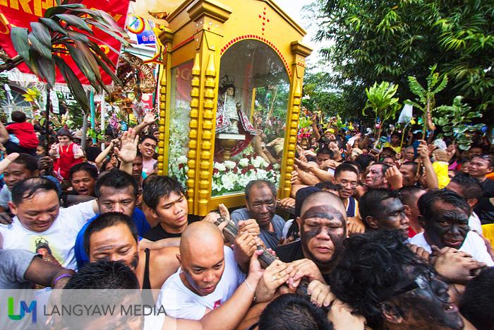 Ati-ati Festival in Ibajay, Aklan