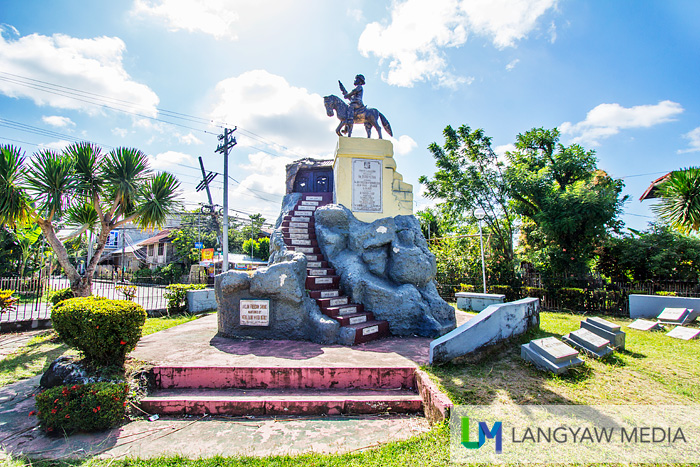 The Aklan Freedom Shrine immortalizes the 19 martyrs of the province