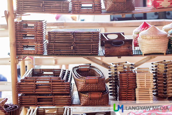 Bamboo and rattan products in different form and for different use