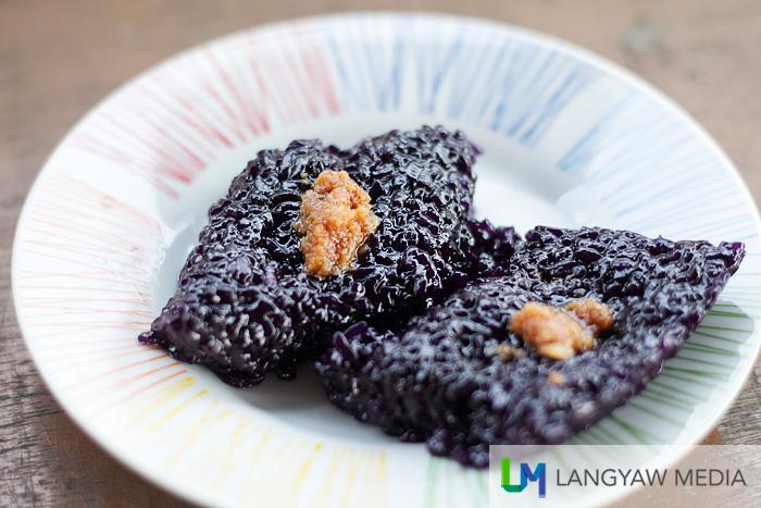 Biko or rice cake