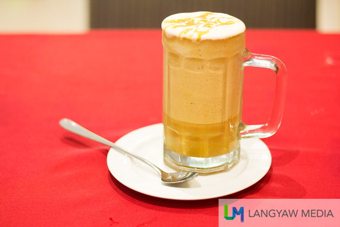 Marco Polo Cebu Plaza Hotel's butterbeer