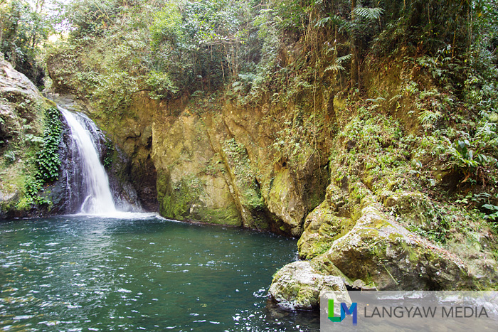 Manambor Falls is so called because of the drum sounds that, according to legend, emanates from below the water wherein feasting between two lovers is still going on