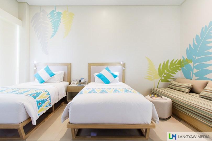 Twin bed Junior Premier Suite