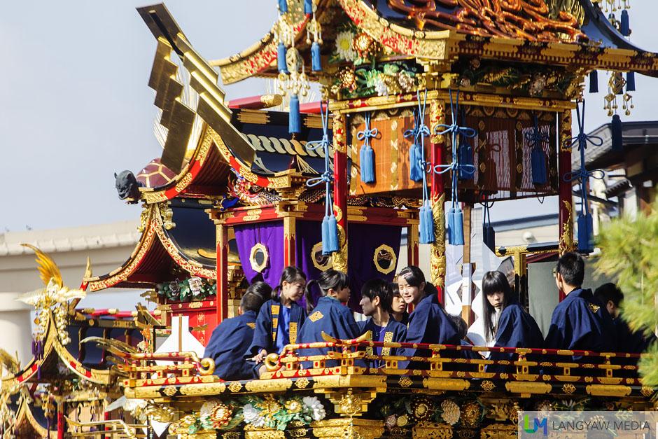 Takayama Hachiman Festival