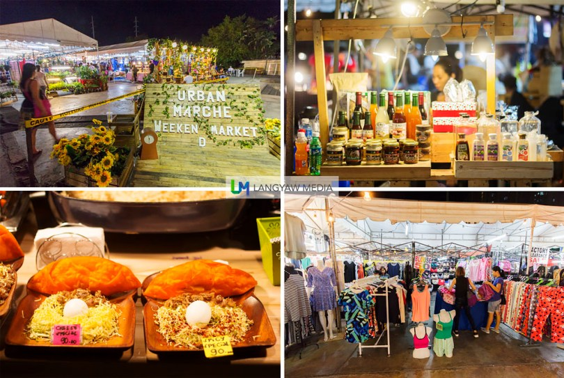 Cash & Carry's Urban Marche is the newest in Makati's weekend night market scene
