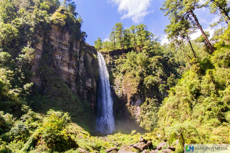 Tagpao Falls (Tubo, Abra)