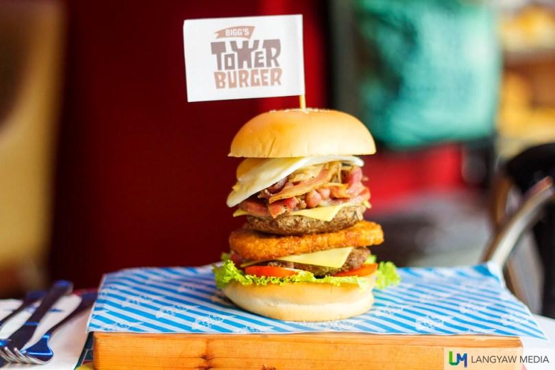 Tower Burger (Biggs Diner)