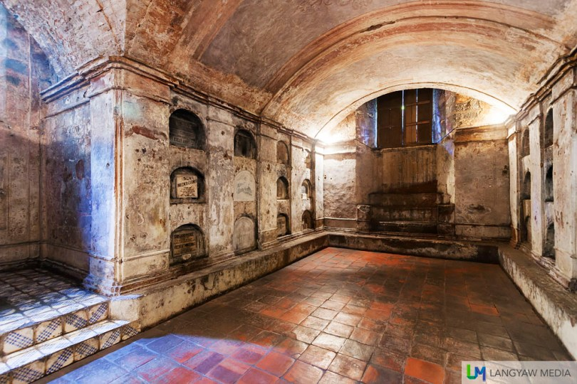 A one of a kind cemetery, the catacombs of Nagcarlan in Laguna