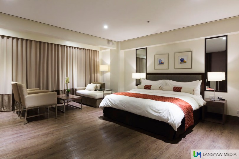 The Carmen Hotel, the best boutique hotel in Naga City
