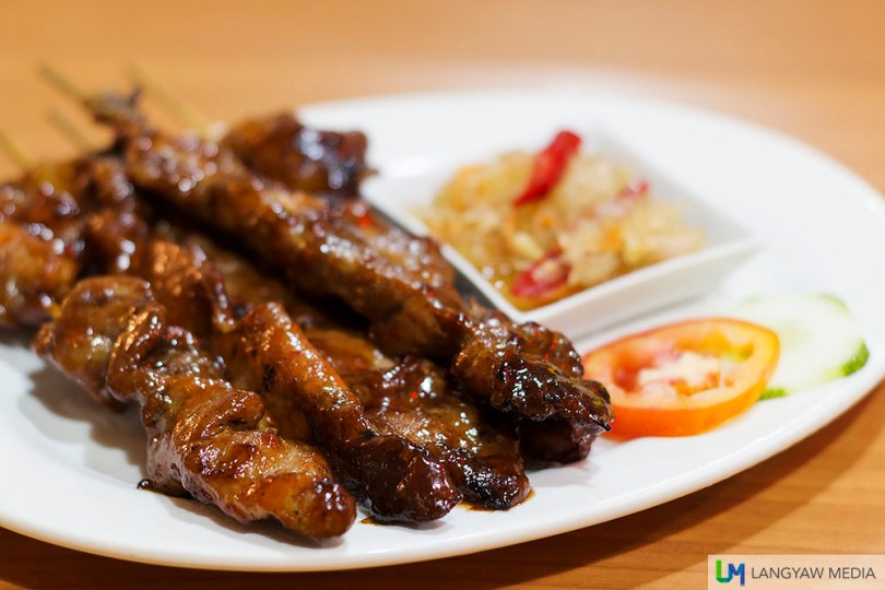 delicious filipino food in naga city
