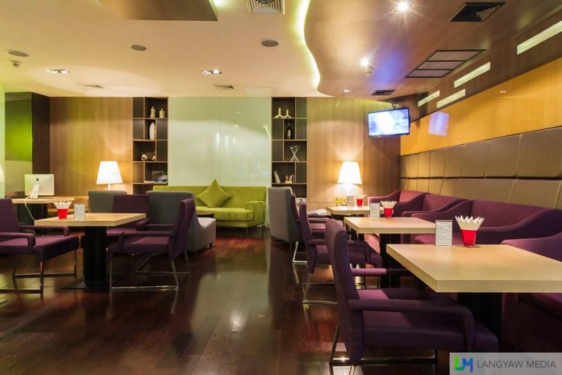 Novotel Siam Executive room