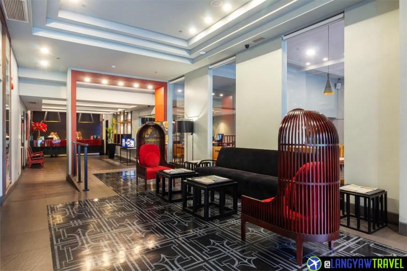 Amelie Hotel in Malate