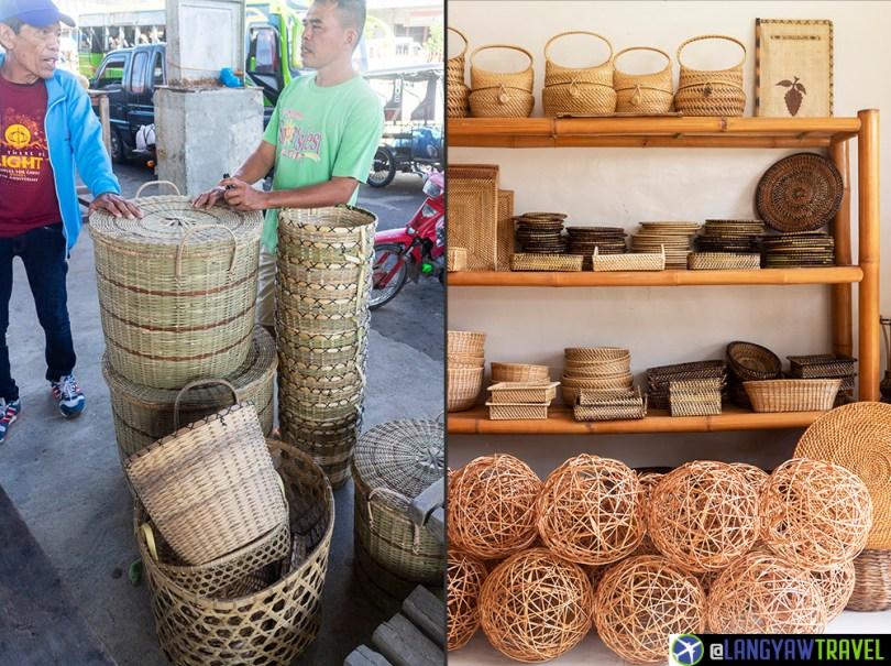 Antequera weaving
