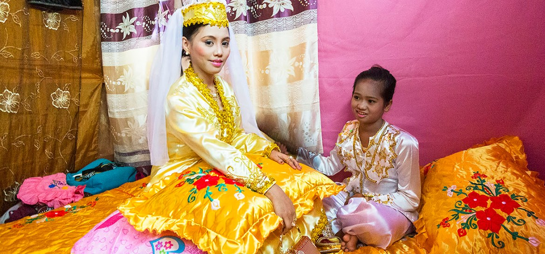 Tausug wedding