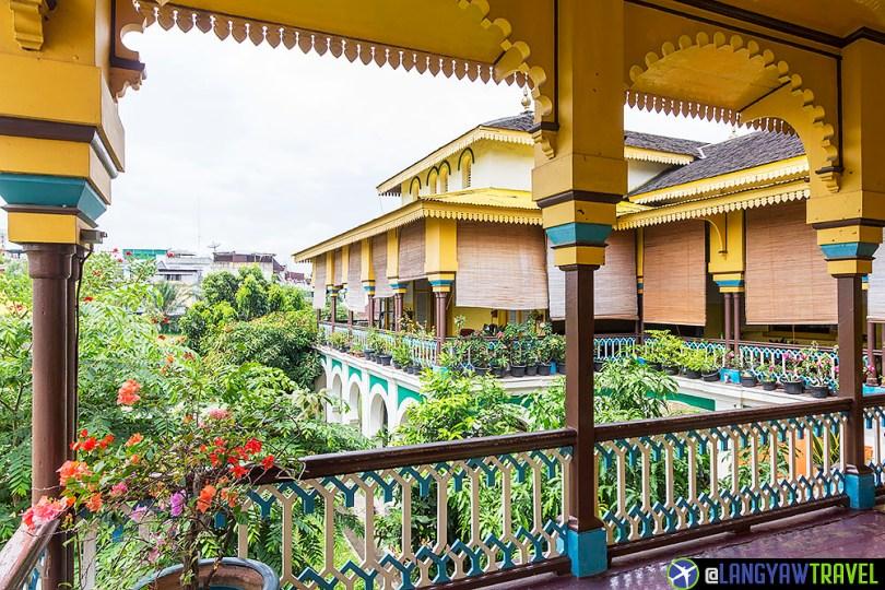 Maimun Palace Medan