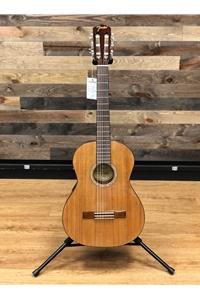 Lanham Music Fender Fa15 Nylon 3 4 Size Acoustic Guitar