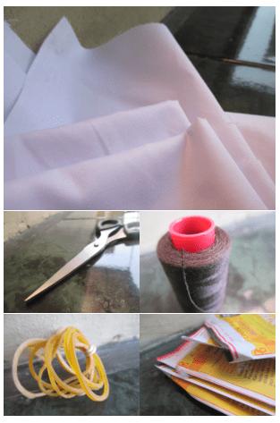 Cara Membuat Batik Jumputan : membuat, batik, jumputan, Eksperimen, Batik, Jumputan, Meronasenja