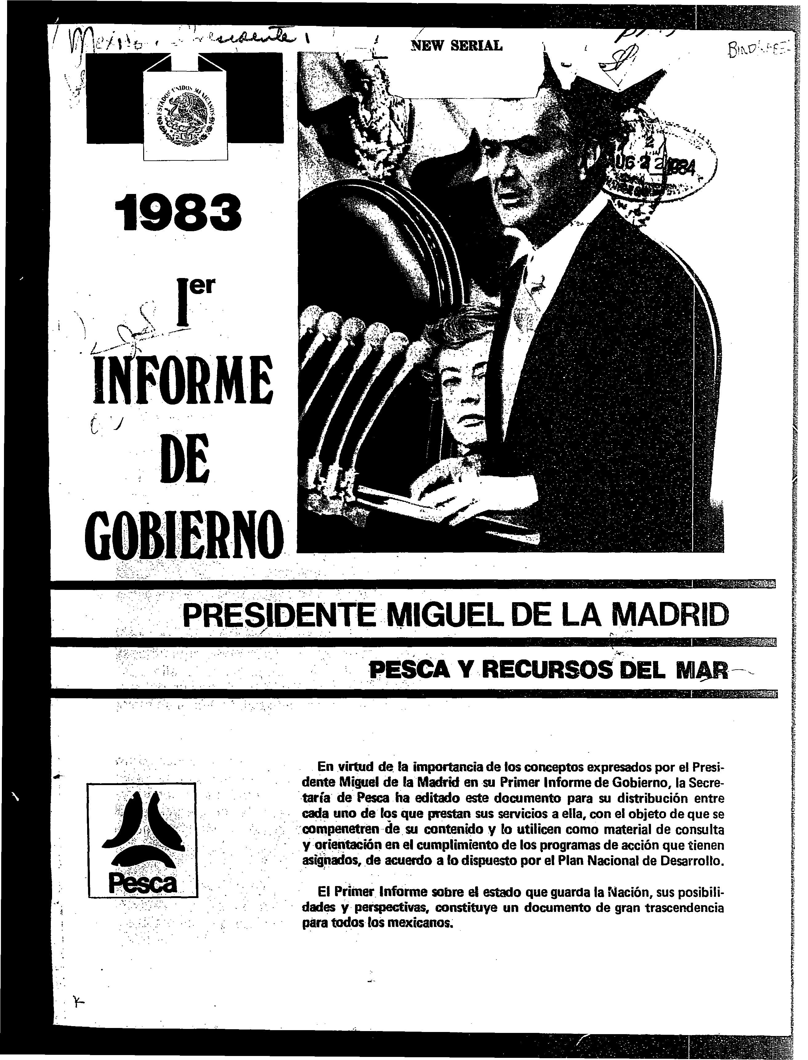 Miguel De La Madrid Hurtado Title