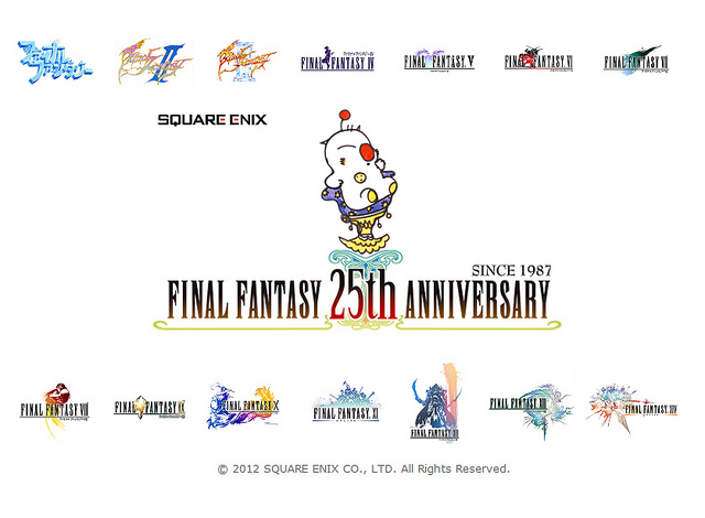 25 years of Final Fantasy (1/2)