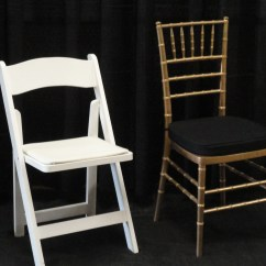 White And Gold Chair Covers For Sale Johannesburg Chairs Lanier Tent Rental