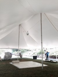 Tents - Pole | Lanier Tent Rental