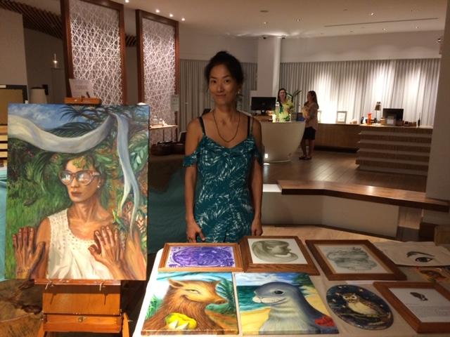 Photo – Hyatt Centric Waikiki Beach Art Show