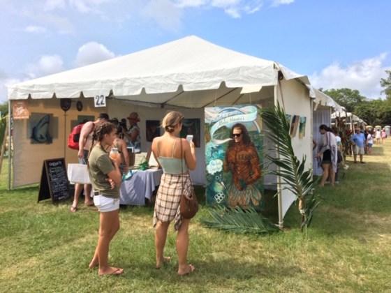 Photos – Haleiwa Arts Festival 2018