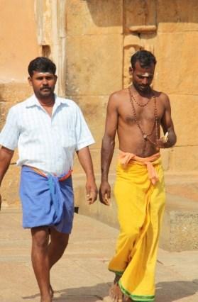 Hindu men