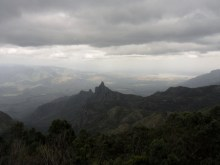 Stunning views of the Western Ghats