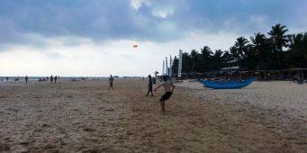 Ultimate on Hikkaduwa beach