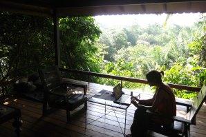 Zen space at Kurulubedda