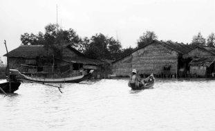 Delta village