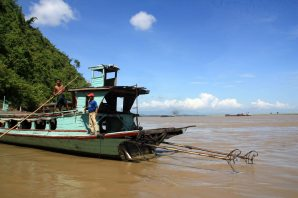 On the Irrawaddy