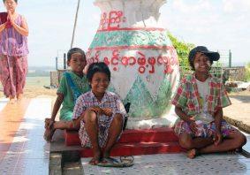 Temple children