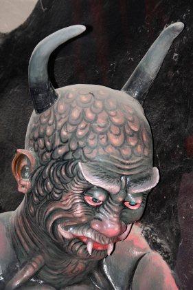 Devil's head, Win Sein Taw Ya