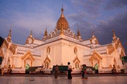 Sunset temple, Taunggyi