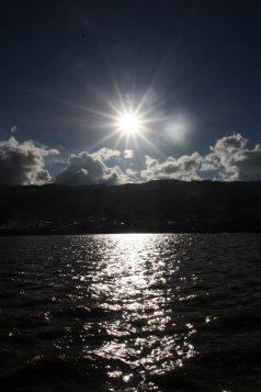 Into the sun, Pindiya
