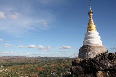 Buddhist monument, Pindiya