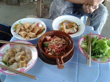 Shan food, Kyaing Ton