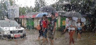 Yangon floods
